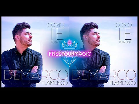 Demarco Flamenco - Como Te Imaginé (Bachata Remix) Free Your Magic