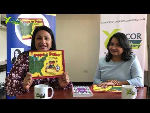 FLORISSA YANES Y KAREN VASQUEZ O´DONNELL- SALVADOREÑAS TRABAJANDO POR UN MEJOR EL SALVADOR.