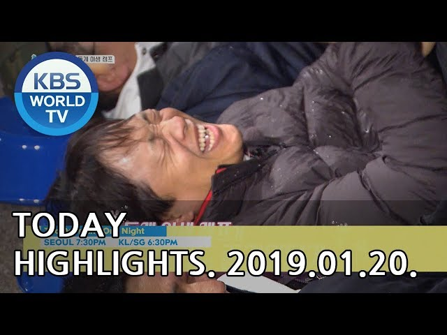 Today Highlights-The Return of Superman/Two Days and One Night/My Only One E69-70[2019.01.20]