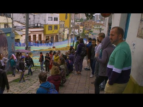 Bogota's other side: How community tourism benefits locals and visitors