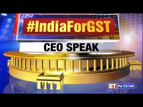 GST: CEOs Speak | Vikram Kirloskar & Naushad Forbes