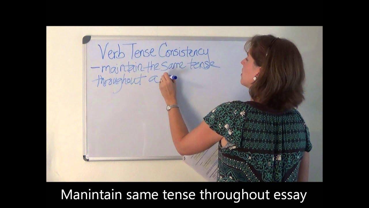Verb Tense Consistency YouTube – Verb Tense Consistency Worksheet