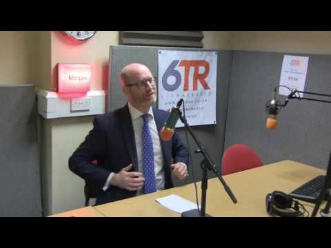 UKIP Leader Paul Nuttall Interview