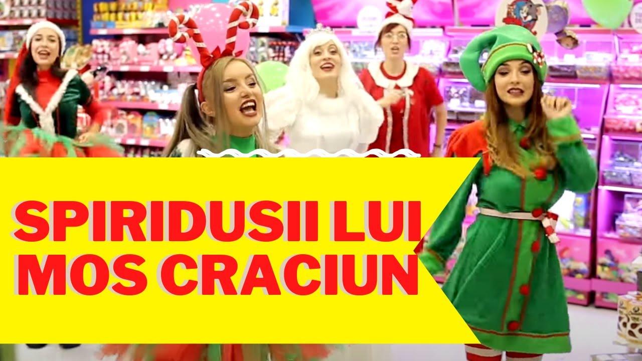 MARILI -  Spiridusii lui Mos Craciun ( Jingle Bells )
