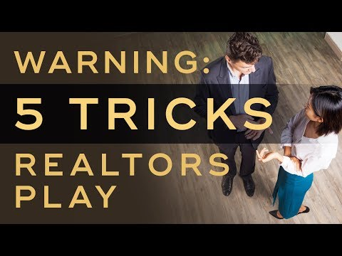 5 Tricks Realtors Play - Vancouver Real Estate - Gary Wong