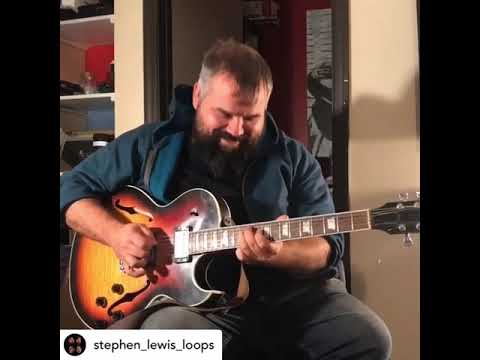 80's guitar solo (messin' around) - Stephen Lewis