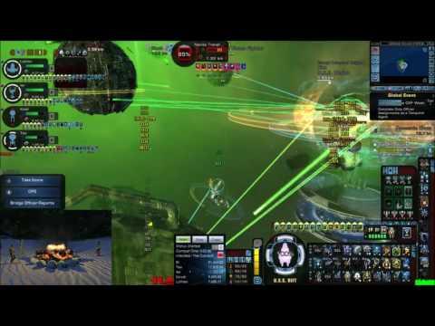 STO - 100k+ DPS Full Exotic Damage Build Eternal (No Tactical Skills)