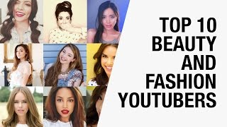 Top 10 Famous Beauty Gurus and Fashion YouTubers 2015 | Chictopia(With the launch Chictopia Connect, lots of people ask us who the the most popular Youtubers are. So we made this video for our friends and fans - Top 10 ..., 2015-03-28T00:30:00.000Z)