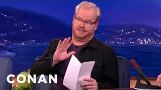 Jim Gaffigan's Serial Killer Fan Letter