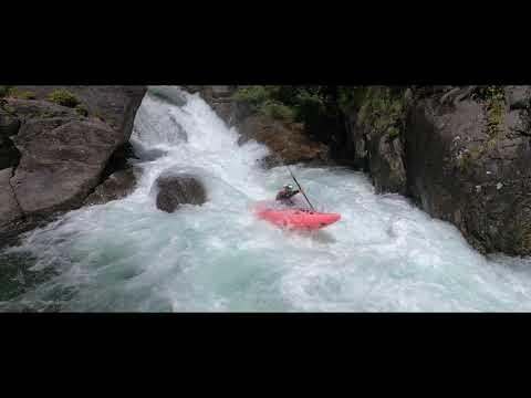Ayasse, Whitewater Kayak, Gerhard Schmid, Creeking