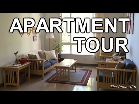Cal Poly Cerro Vista Apartment Tour (Hollister)