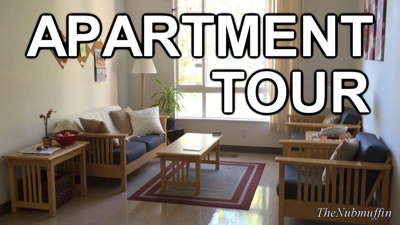 Cal Poly Cerro Vista Apartment Tour (Hollister)   YouTube Part 70