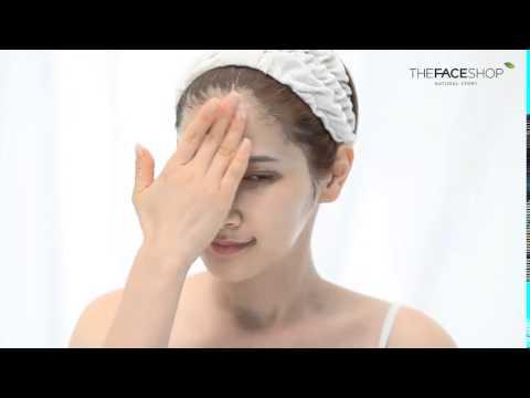 Cách Rửa Mặt Đúng Cách - Của The Face Shop