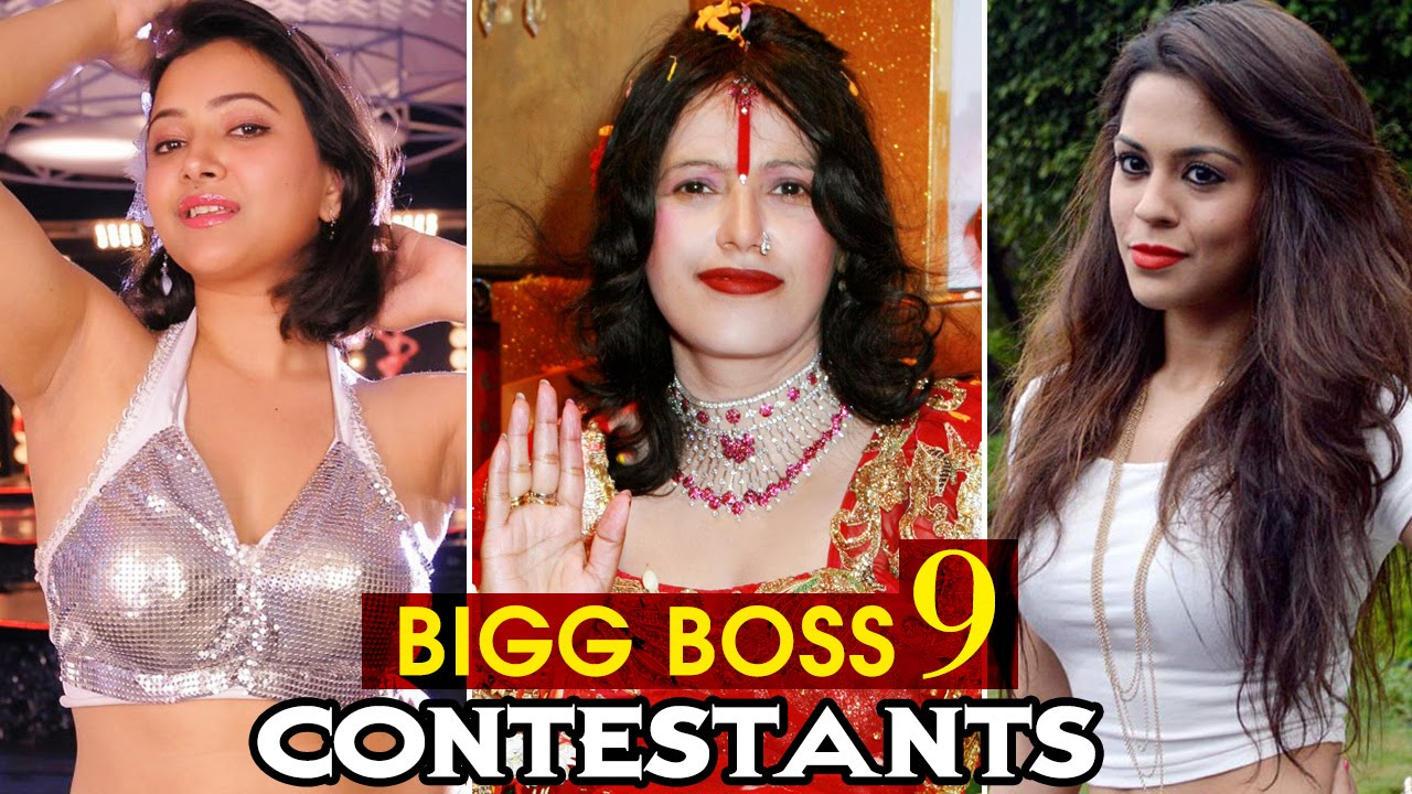 Bigg Boss 12 CELEBRITY CONTESTANT List Leaked