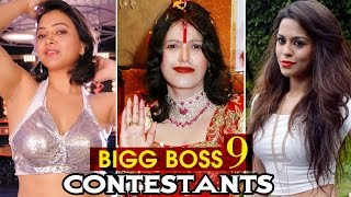 Bigg Boss 9 tentative CONTESTANTS LIST LEAKED | Guess Who are in it ?