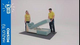 Cómo montar el sofá GRONLID - IKEA