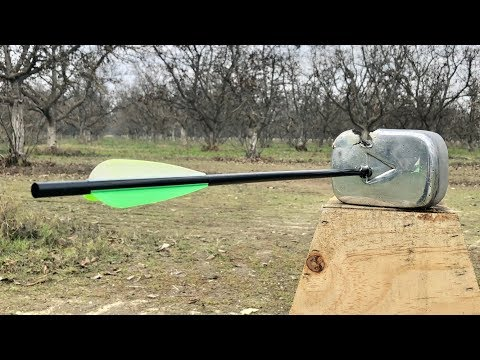 Crossbow Vs YouTube Silver Play Button