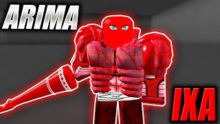 Arima IXA | New OVERPOWERED Quinque in Ro-Ghoul | Tokyo Ghoul in Roblox | iBeMaine