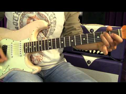 Led Zeppelin Immigrant Song Guitar Lesson Youtube