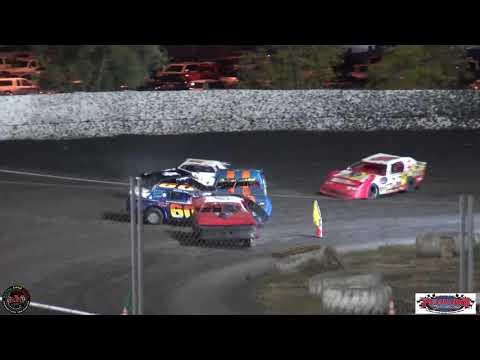 Petaluma Speedway 8th Adobe Cup October 5th, 2019 3rd Bob McCoy Memorial for Super Stocks. - dirt track racing video image