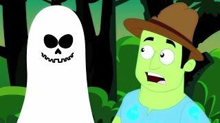 Bosque Asustadizo | Canción de Miedo | Halloween Song | Kids Song | Scary Woods