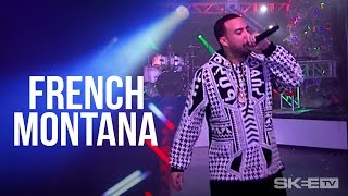 French Montana Moses Live on SKEE TV