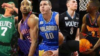 NBA Best Dunk Contest Dunk By Team