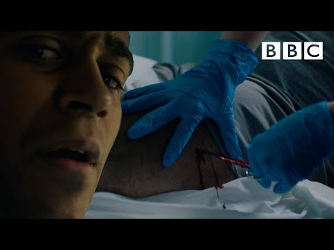 Spine-chilling teaser offers grisly glimpse into dark thriller - BBC