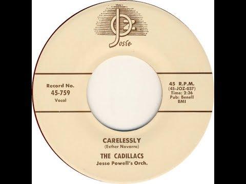 The Cadillacs - Carelessly 1959 Mp3