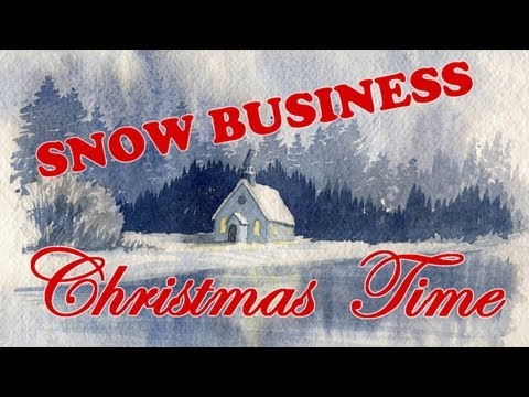 SNOW BUSINESS - CHRISTMAS TIME (New Christmas song!) [Original Irish pop music]