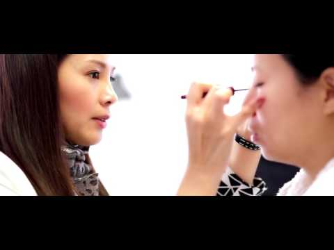 Asian Chinese Bridal Wedding Hair and Makeup Style by Amy Chan Brisbane 新娘秘書服務