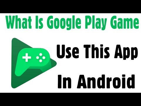 What Is Google Play Games App || How Work This App And Use Application In Android