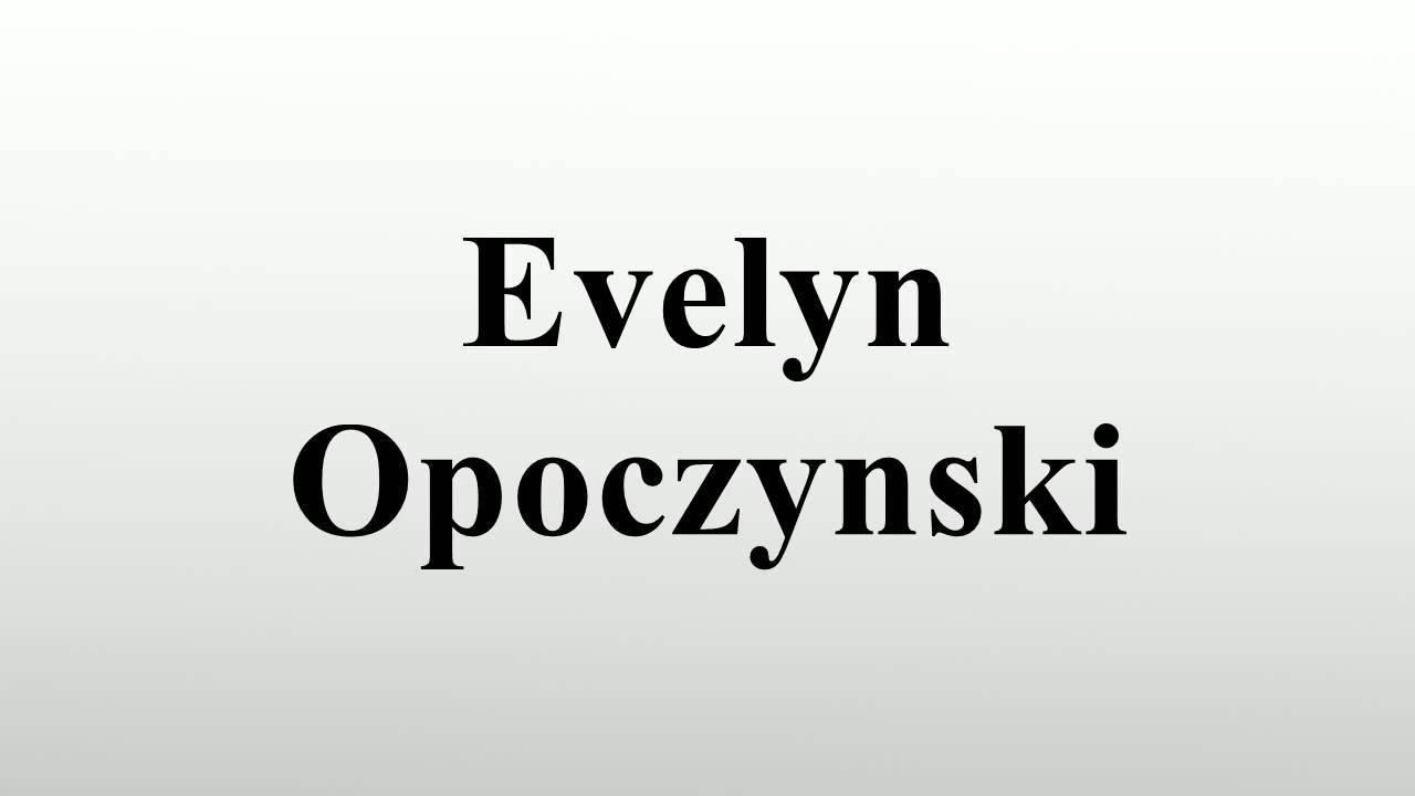Evelyn Opoczynski Nude Photos 81