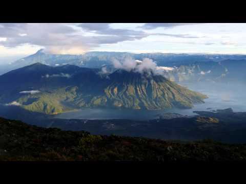 Volcán San lucas Toliman, Sololà
