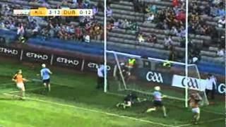 Super Gary Maguire save - Dublin v Kilkenny - 2011 Hurling Championship