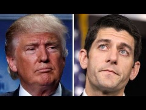 Trump endorsement shines light on Paul Ryan's primary race