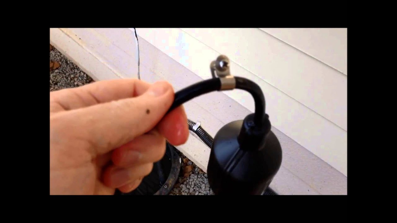 how to replace a sump pump float switch new video every friday [ 1280 x 720 Pixel ]