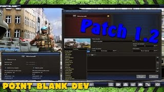 Point Blank Dev | Patch 1.2 | Cliente v.2 | PBDevGamesBR