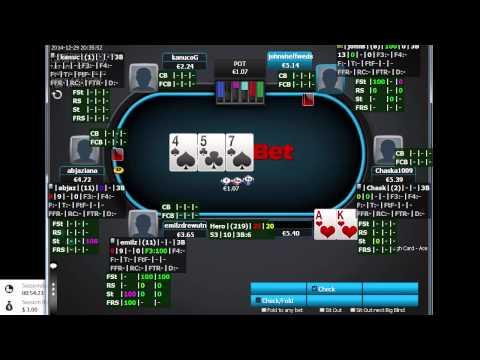 NL5 Speed Poker auf NetBet (German / Deutsch) [002]