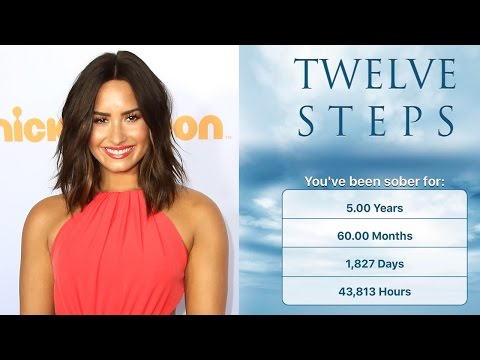 Demi Lovato Reflects On 5 Years Sober With Heartfelt Post Mp3
