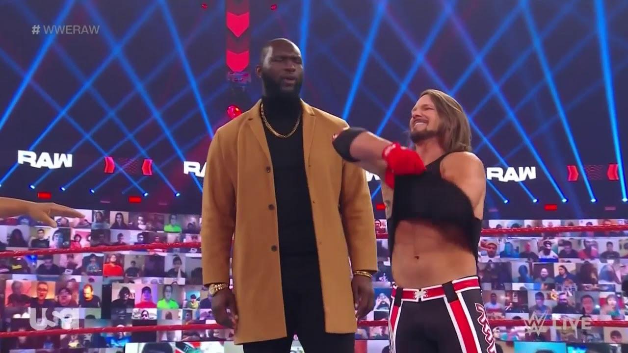 Download Aj Styles vs R-Truth (Full Match)