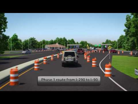 Massachusetts Turnpike Toll Plaza Demolition and Reconstruction