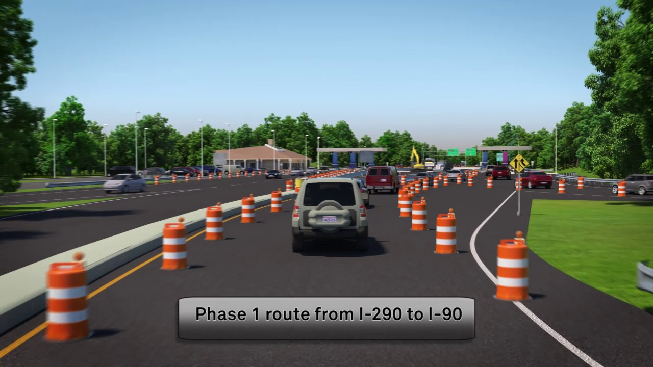 Big changes on the Mass  Pike: Everything you need to know | FOX 61