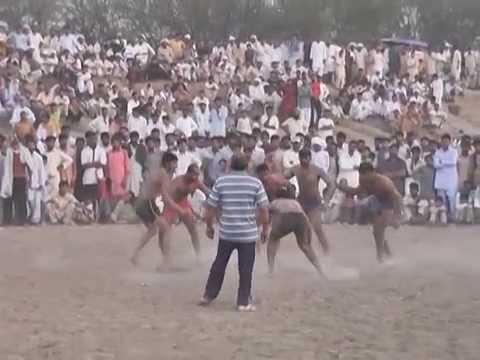 kabbadi mong mandi bahauddin upload by Afzaal Ahmad tarar