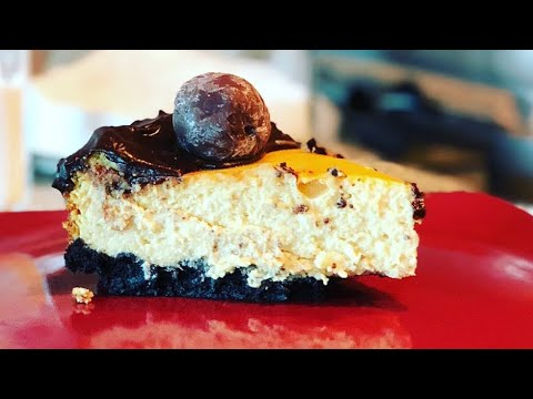 How to Make Pumpkin Cheesecake | MANCAKE