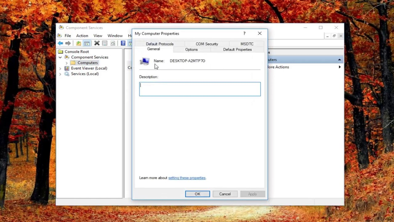 How To Fix The Server Did Not Register with DCOM Within the Required