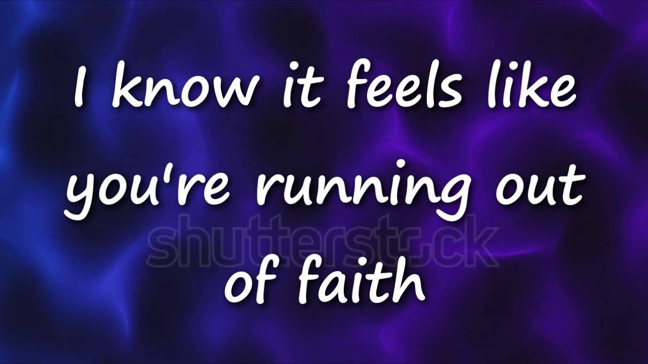 Francesca Battistelli - Angel By Your Side Lyrics
