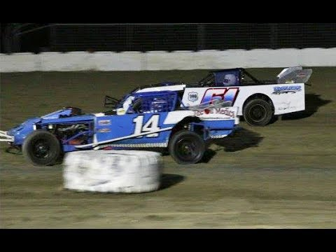 STEMS Feature July 8th 2017 Grayson County Speedway