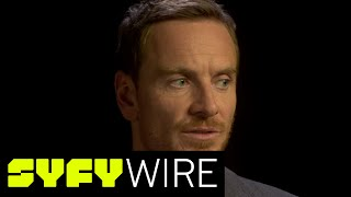 Michael Fassbender On Alien: Covenant, Playing Two Androids | SYFY WIRE