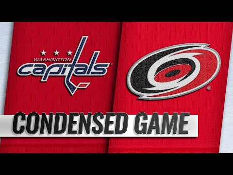 12/14/18 Condensed Game: Capitals @ Hurricanes